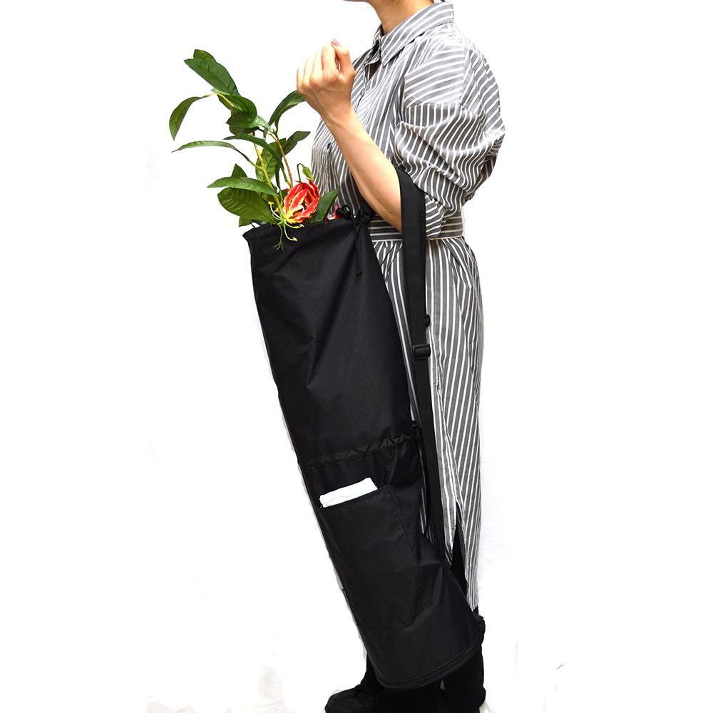 かさばる切り花や枝ものをまとめて運ぶことができる花用バッグです ストアー インテリア雑貨 国内正規品 日用品 生活雑貨 便利グッズ SLフラワーバッグ NV6407