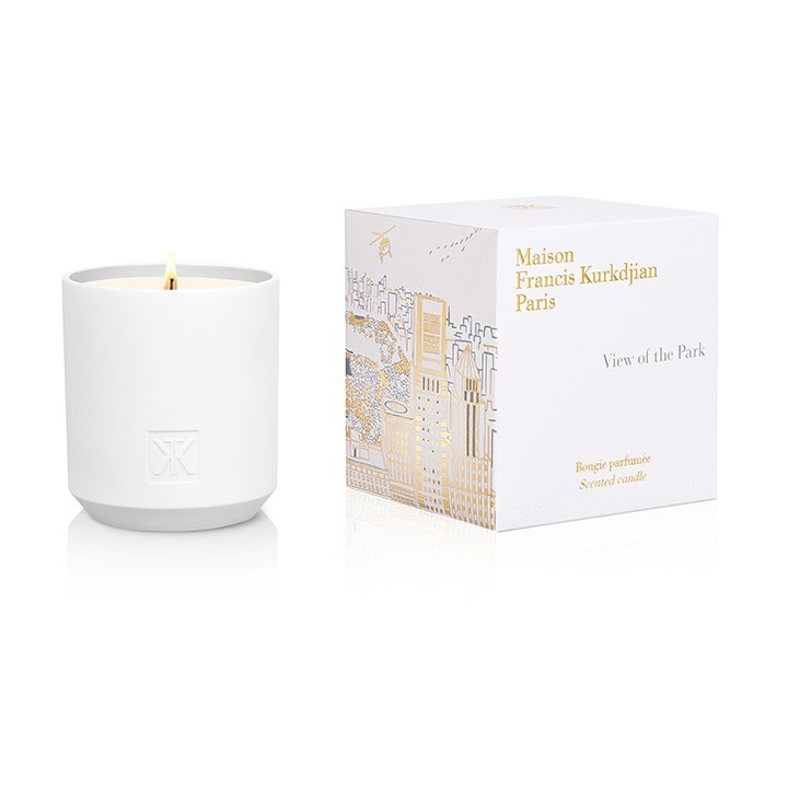 Maison Francis Kurkdjian メゾン フランシス クルジャン ビュー オブ ザ パーク センテッド キャンドル View of the Park Scented candle 280g