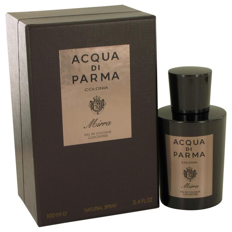 お値打ち価格で セクシーな男性へと導く男性用香水 Acqua Di Parma アクアディパルマ 超歓迎された コロニア オーデコロン Mirra EDC Colonia 100ml ミルラ