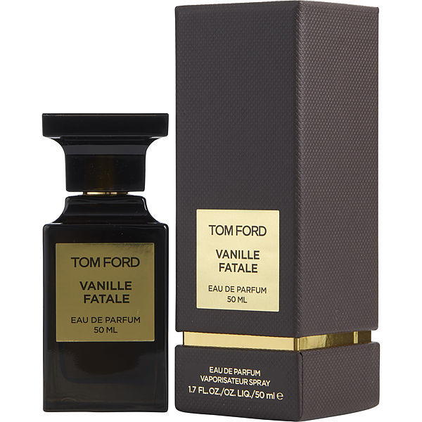 TOM FORD トムフォード バニラ ファタール オードパルファム50ml Vanille Fatale Eau De Parfum