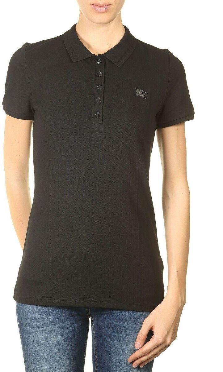 Burberry バーバリー ウーマンズ ポロシャツ クラシック ボタン 353671 Women's Polo Shirt Classic Button 353671