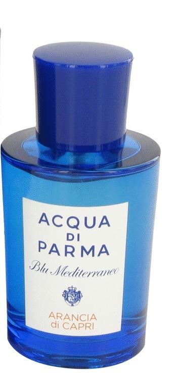 Acqua Di Parma アクア ディ パルマ ブルー メディテラネオ アランチア ディ カプリ Blu Mediterraneo Arancia Di Capri EDT 75ml spray