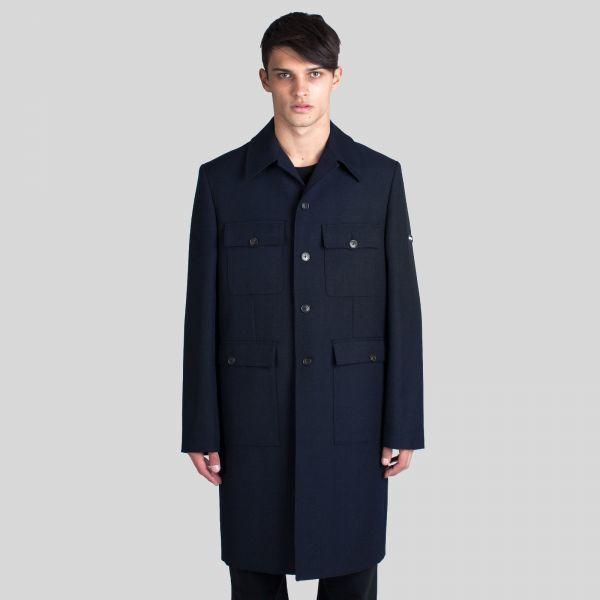 Balenciaga バレンシアガ ミリタリーコート Military Coat