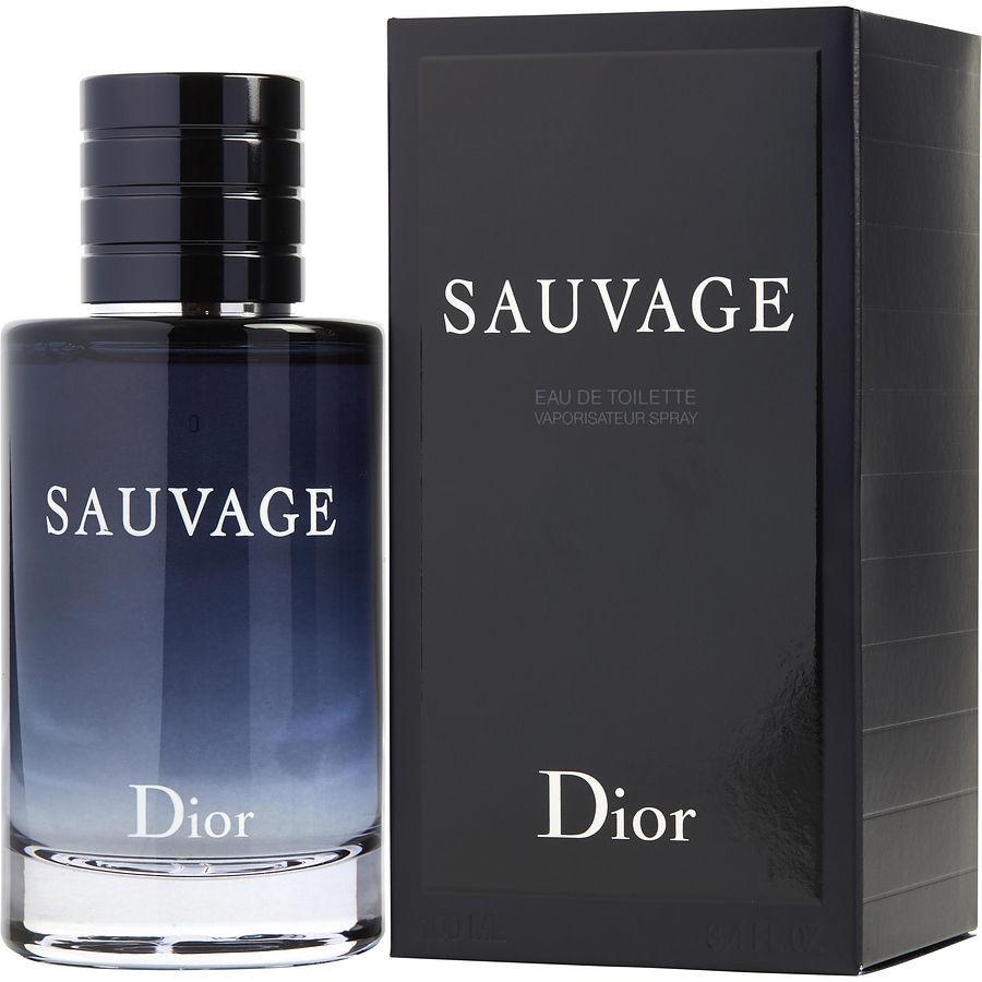 Dior ディオール ソヴァージュ メンズ オードトワレ 100ml Sauvage Eau de Toilette