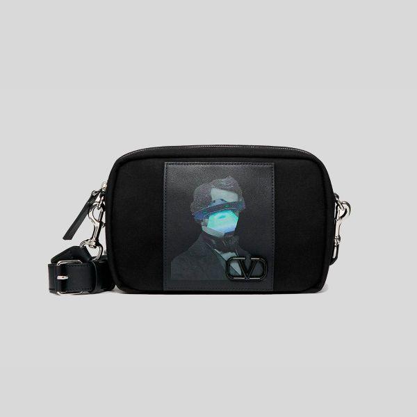Valentino ヴァレンティノ アンダーカバー ショルダーバッグ ブラック Undercover Shoulder Bag black