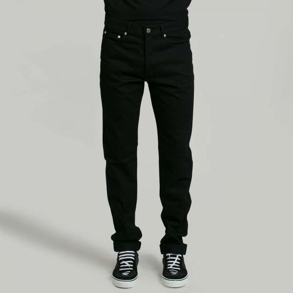 動きやすい点とゆったりとした履き心地が魅力のジーンズ Givenchy ジバンシー ストラップ スーパーセール 4年保証 ストレート ラグ ジーンズ Black Jeans Leg ブラック Strap - Straight