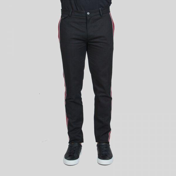 動きやすい点とゆったりとした履き心地が魅力 Givenchy ジバンシー サイド ストラップ Side Trousers トラウザーズ セールSALE%OFF 18%OFF Stripe