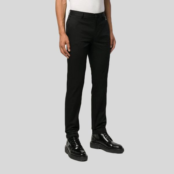 Givenchy ジバンシー ブラック フィット チノ Black Fitted Chinos
