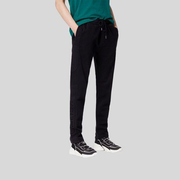 Kenzo ケンゾー メッシュ ジョギング パンツ ブラック Mesh Jogging Trouser Black