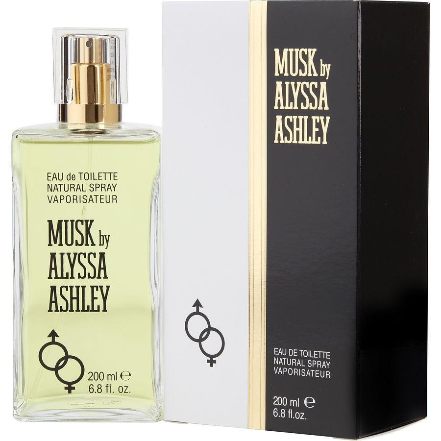 エレガントでぬくもりのあるフローラル ムスキーのクラシックな香り ALYSSA ASHLEY アリサ アシュレイ EDT 200ml Musk オードトワレ ムスク 最新アイテム 人気ブランド