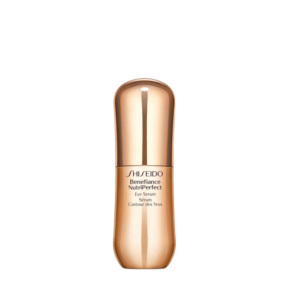 目もとの肌に集中的に働きかけ弾むようなハリ感へと導く美容液 メーカー公式 SHISEIDO 資生堂 NP SALENEW大人気 アイセラム 15g EYE SERUM NUTRIPERFECT