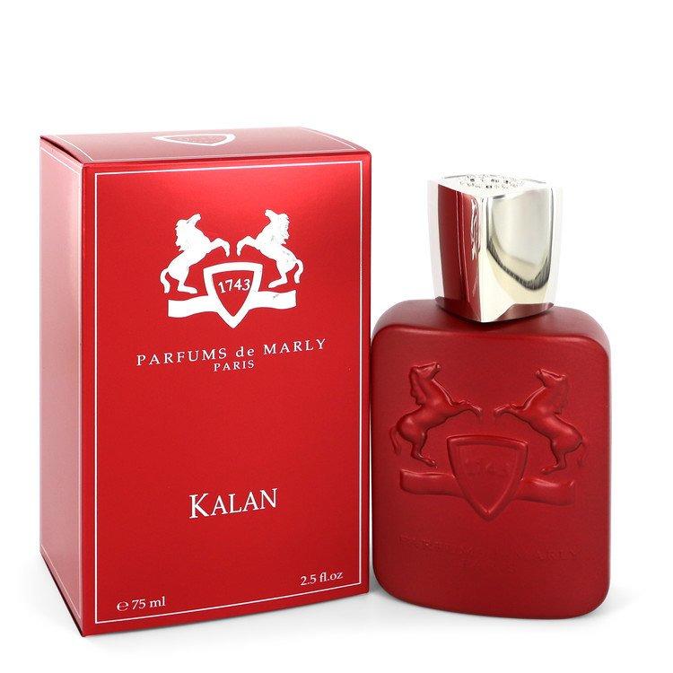 重厚な香りが長く続き 特に秋冬にピッタリ メーカー直売 Parfums De Marly パルファム ドゥ EDP マルリー Kalan 超美品再入荷品質至上 カラン 75ml オードパルファム