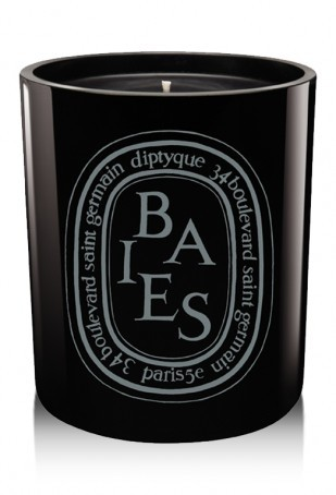 DIPTYQUE ディプティック ブラック ベイズ センテッド キャンドル BLACK BAIES SCENTED CANDLE 300g