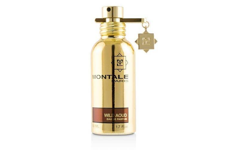 ウードに魔法をかけたエキゾチックな香り Montale モンタル ワイルド ウード EDP 日本限定 Aoud Wild 与え 50ml