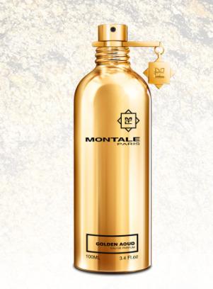 Montale モンタル ゴールデン ウード オードパルファム Golden Aoud EDP 100ml