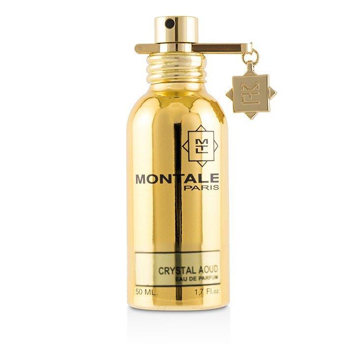 女性にとって甘くて神秘的な香り Montale モンタル クリスタル ウード EDP 新作通販 オードパルファム 50ml 送料無料でお届けします Aoud Crystal
