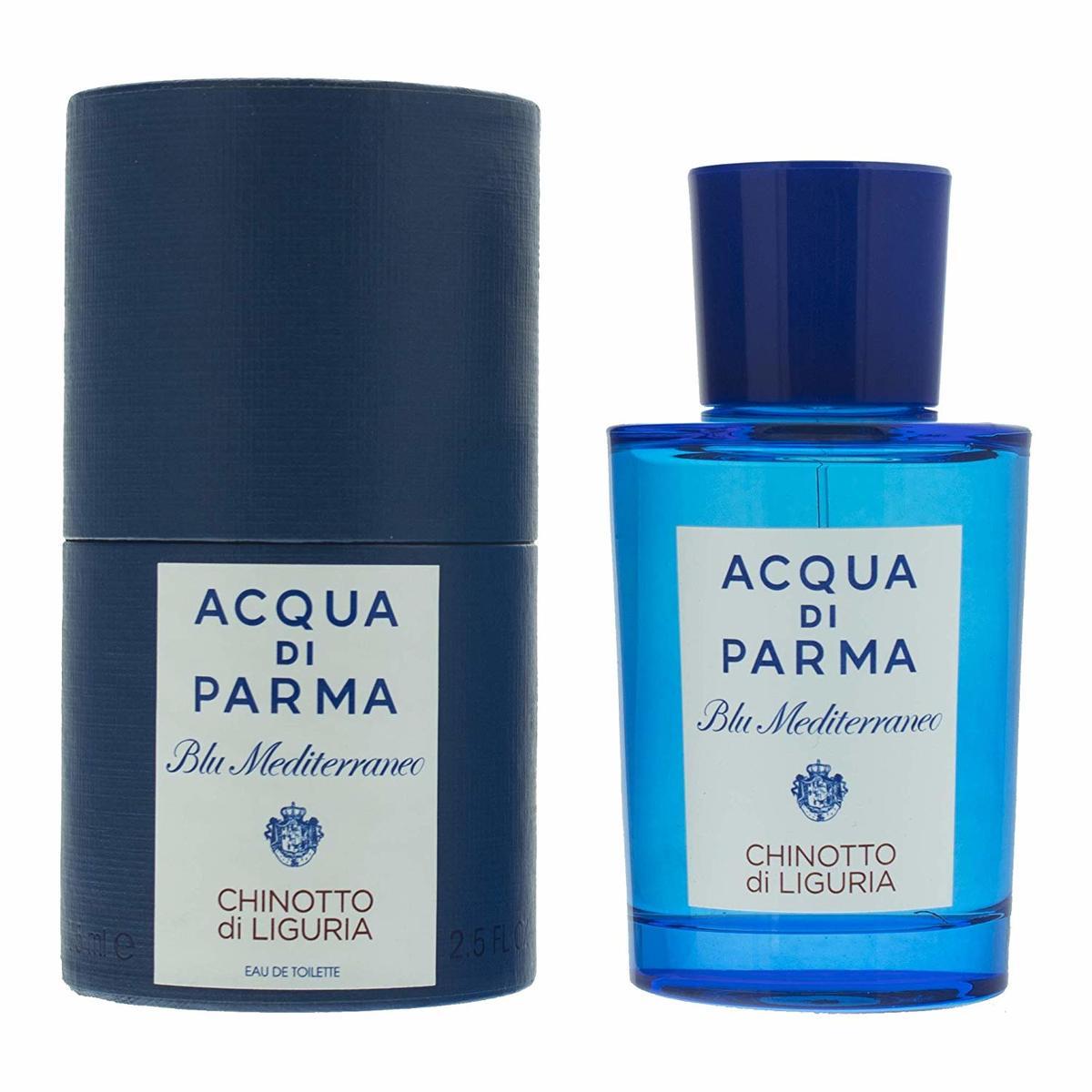 Acqua Di Parma アクアディパルマ ブルーメディテラネオ チノット ディ リグーリア オードトワレ スプレー Blu Mediterraneo Chinotto Di LiguriaEau De Toilette Spray (Unisex) 2.5 oz / 75 ml