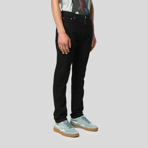 KENZO ブラックファイブポケットスリムフィットジーンズ Black Five Pockets Slim-Fit Jeans