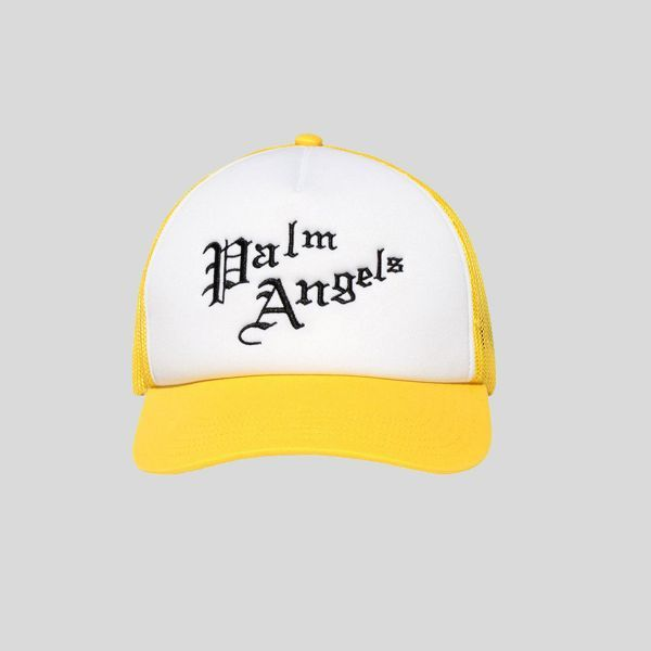 Palm Angels パーム・エンジェルス ニューゴシックキャップ New Gothic Cap