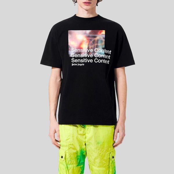 Palm Angels パーム・エンジェルス センシティブ コンテント S/S Tシャツ Sensitive Content S/S T-Shirt