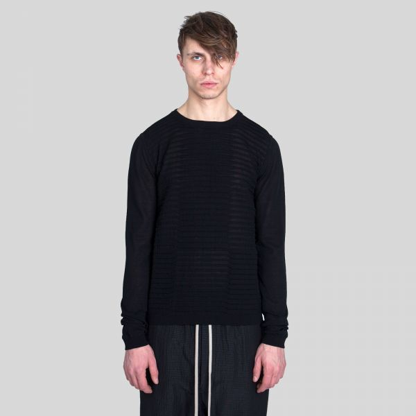 Rick Owens リックオウエンス ストライプ スティッチ セーター Stripe Stitch Sweater