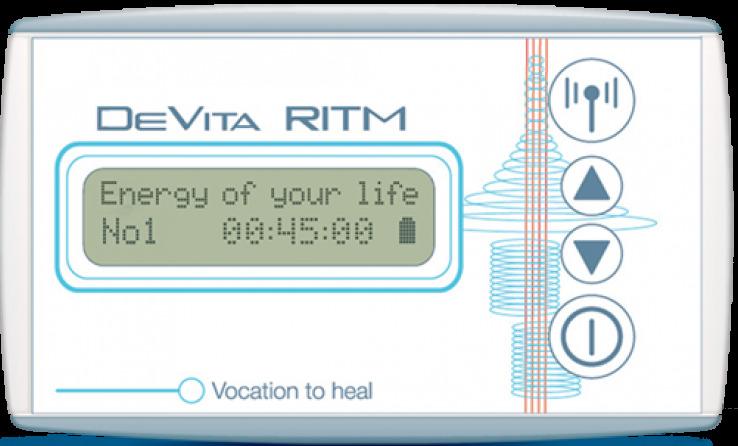 Deta Elis データエリス デヴィタ リトム(波動医学・波動療法)DEVITA RITM - 30