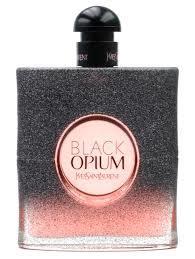 朝目覚めたときに香る コーヒーのようによりフレッシュな香り Yves-Saint Laurent イヴサンローラン ブラック 結婚祝い オピウム フローラル ショック オードパルファム EDP Floral Shock Black spray Opium スプレー ご注文で当日配送 50ml
