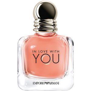 Giorgio Armani ジョルジオアルマーニ インラブウィズユー オードパルファムスプレー In Love With You EDP 50ml spray