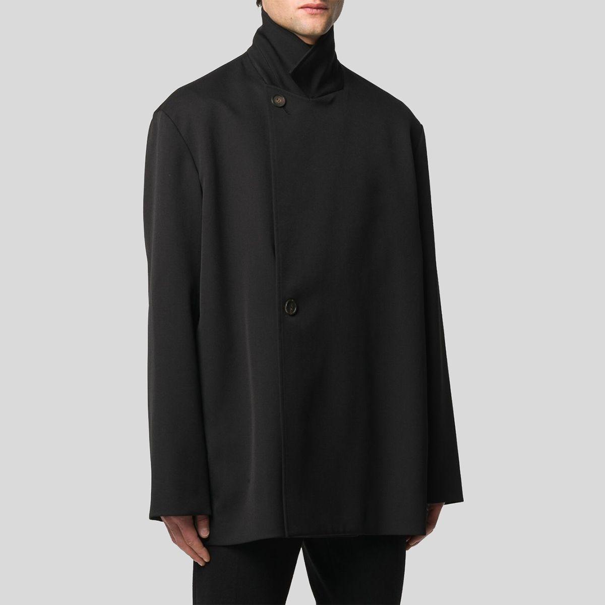 BALENCIAGA バレンシアガ ウールジャケット BB Wool Jacket