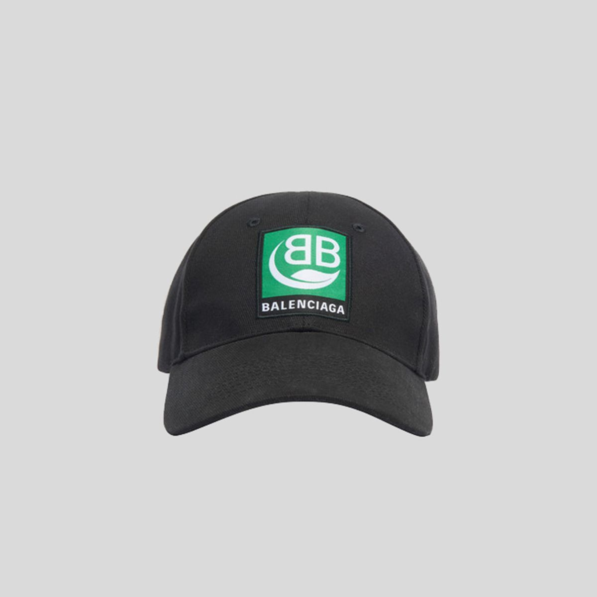 BALENCIAGA バレンシアガ グリーンロゴキャップ Green Logo Cap