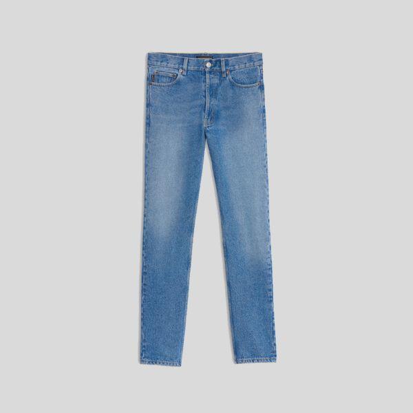 BALENCIAGA バレンシアガ レギュラージーンズ BB Regular Jeans