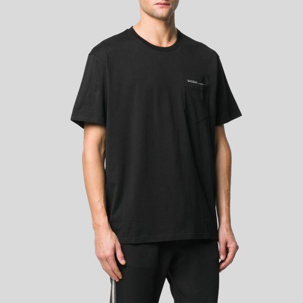 GIVENCHY ジバンシー リボントリムロゴTシャツ Ribbon Trimmed Logo T-Shirt