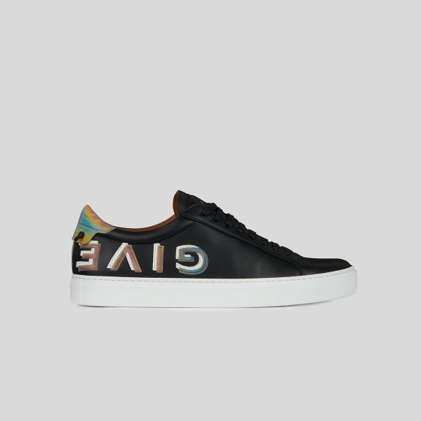 GIVENCHY ジバンシー リバース ロゴ ロートップスニーカーReverse Logo Low Top Sneakers
