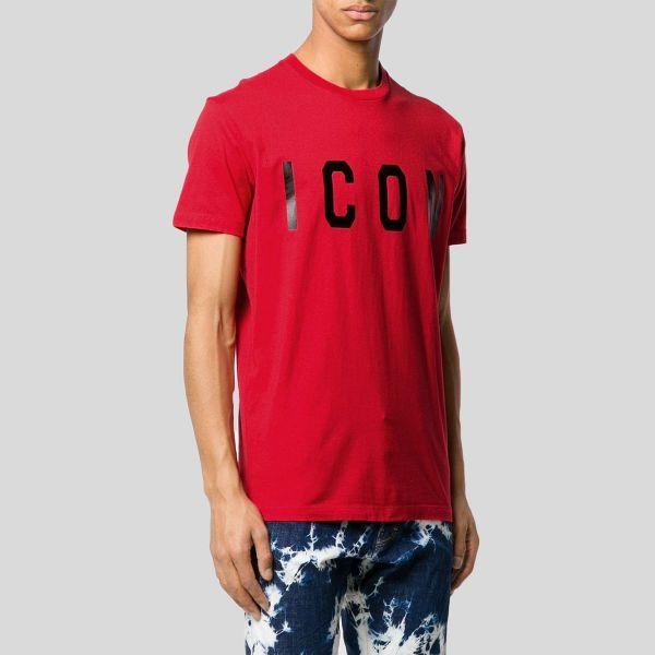 DSQUARED2 ディースクエアード アイコン Tシャツ Icon T-shirt