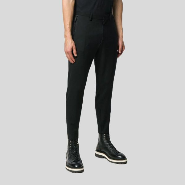 DSQUARED2 ディースクエアード スキニーフィットトラウザーズ Skinny-fit Trousers