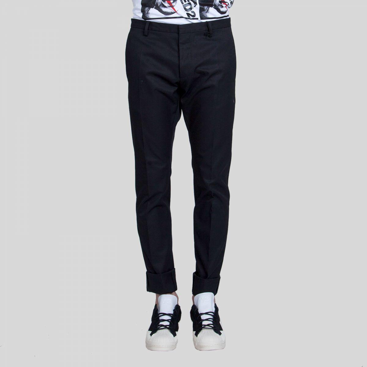 DSQUARED2 ディースクエアード コットンツイルホックニーパンツ Cotton Twill Hockney Trousers