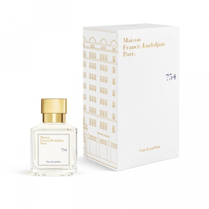Maison Francis Kurkdjian メゾン フランシス クルジャン 754 オードパルファム 754 Eau de parfum 70ml