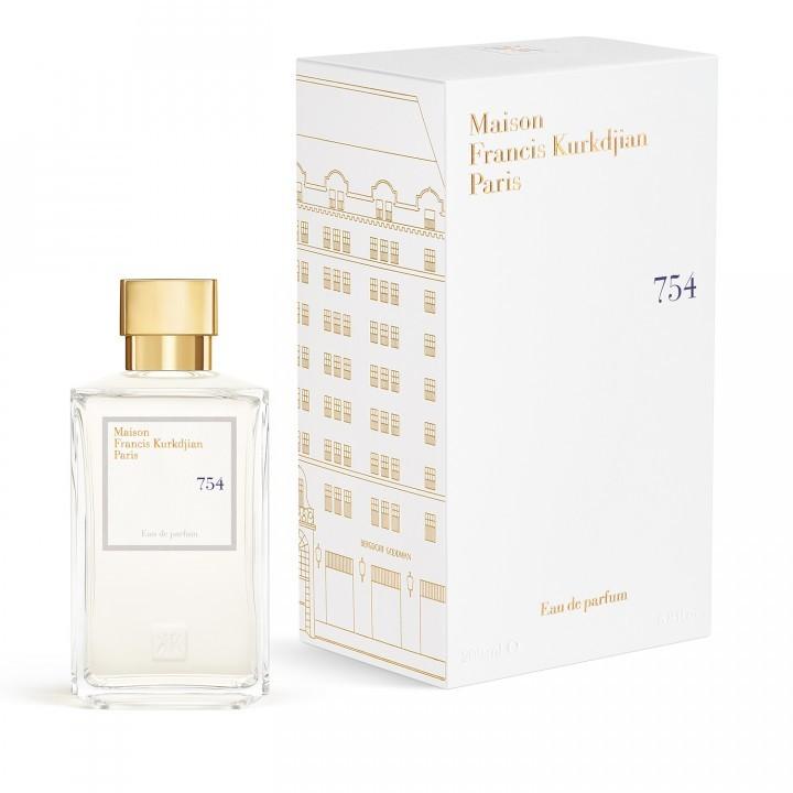 Maison Francis Kurkdjian メゾン フランシス クルジャン オードパルファム 754 Eau de parfum 200ml