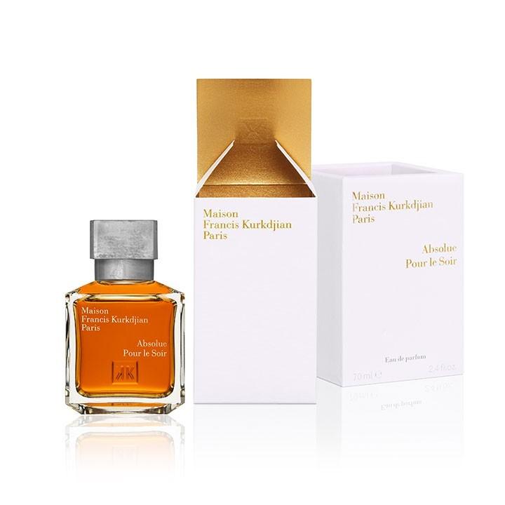 Maison Francis Kurkdjian メゾン フランシス クルジャン アブソリュ プール ル ソワール オード パルファム Absolue Pour le SoirEau de parfum 70ml