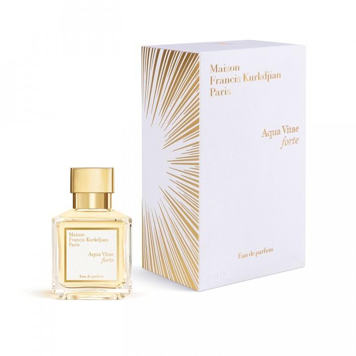 Maison Francis Kurkdjian メゾン フランシス クルジャン アクア ヴィタエ フォルテ オード パルファム Aqua Vitae forte Eau de parfum 70ml