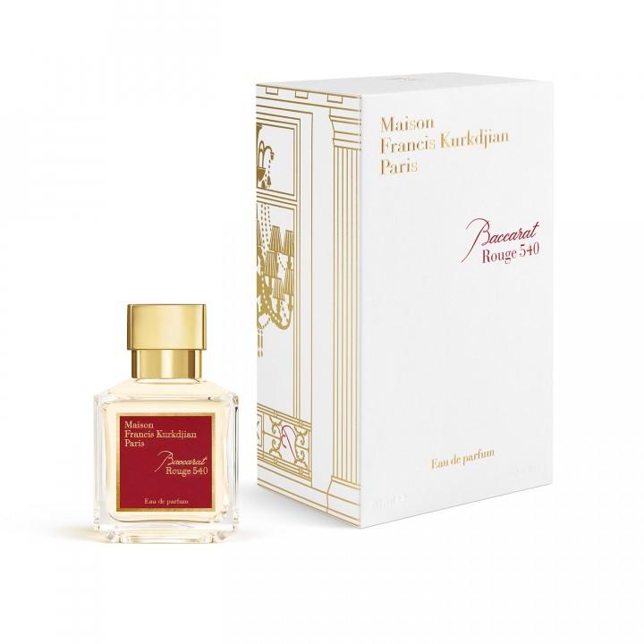 Maison Francis Kurkdjian メゾン フランシス クルジャン バカラ ルージュ 540 オード パルファム Baccarat Rouge 540 Eau de parfum 70ml