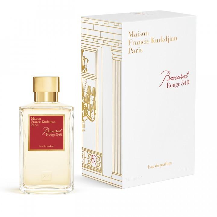 Maison Francis Kurkdjian メゾン フランシス クルジャン バカラ ルージュ 540 オード パルファム Baccarat Rouge 540 Eau de parfum 200ml