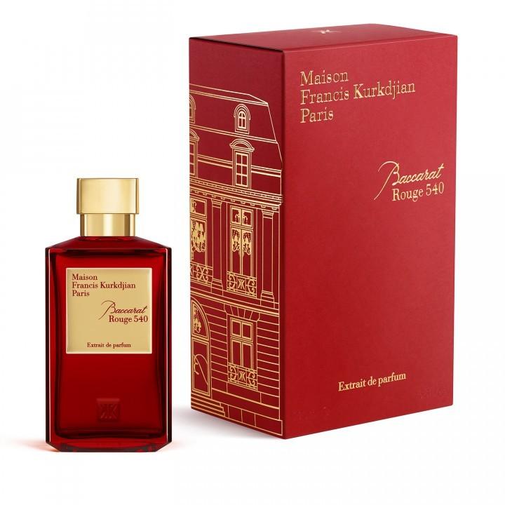 Maison Francis Kurkdjian メゾン フランシス クルジャン バカラ ルージュ 540 エクストラ デ パルファム Baccarat Rouge 540Extrait de parfum 200ml