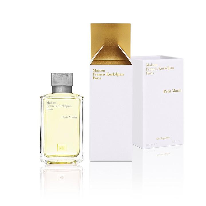 Maison Francis Kurkdjian メゾン フランシス クルジャン プティ マタン オード パルファム Petit Matin Eau de parfum 200ml