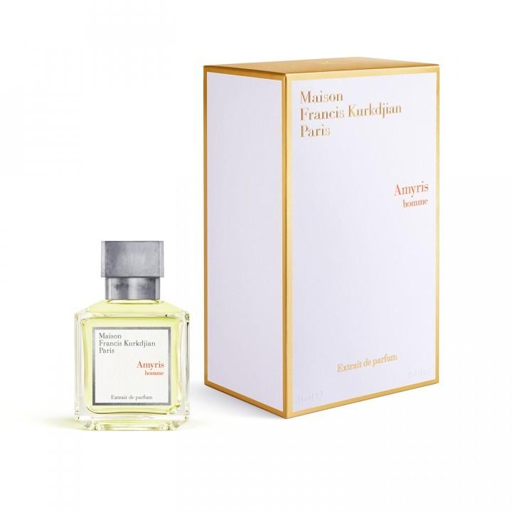 Maison Francis Kurkdjian メゾン フランシス クルジャン アメリア オム エクストラ デ パルファム Amyris homme Extrait de parfum 70ml