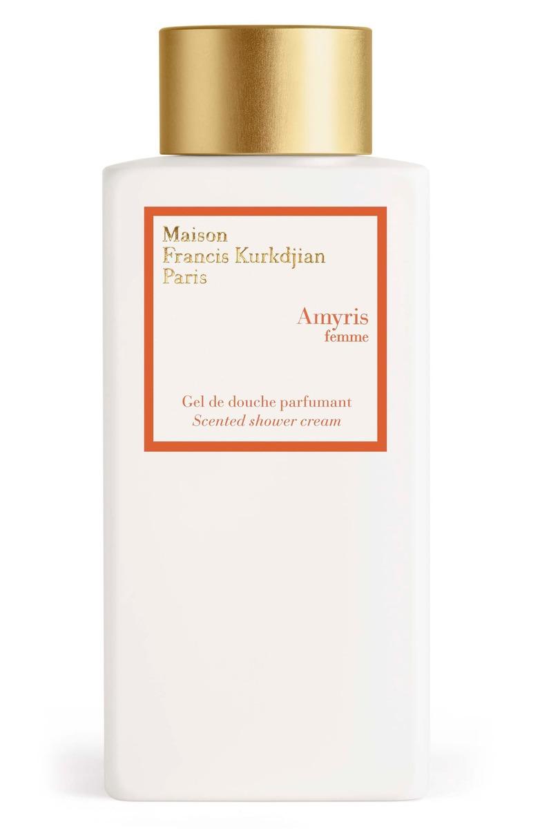 Maison Francis Kurkdjian メゾン フランシス クルジャン アミリス ファム セント シャワークリーム Amyris femme Scented shower cream 250ml