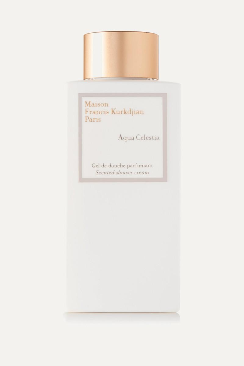 Maison Francis Kurkdjian メゾン フランシス クルジャン アクア セレスティア シャワークリーム Aqua Celestia Scented shower cream 250ml