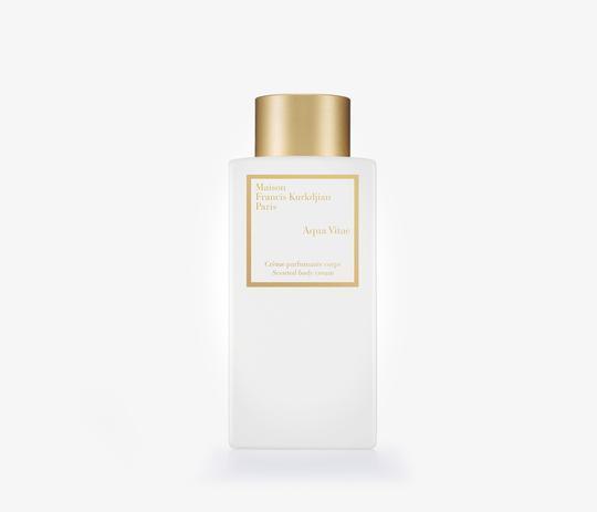 Maison Francis Kurkdjian メゾン フランシス クルジャン アクア ヴィタエ セント ボディークリーム Aqua Vitae Scented body cream 250ml