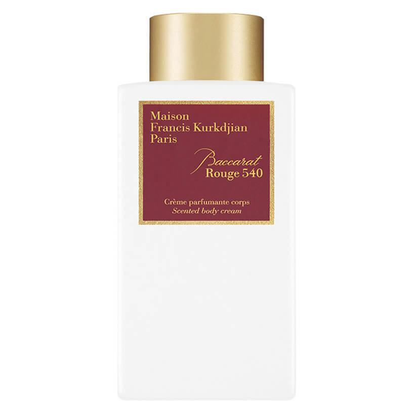 Maison Francis Kurkdjian メゾン フランシス クルジャン バカラ ルージュ 540 セント ボディークリーム Baccarat Rouge 540 Scented body cream 250ml