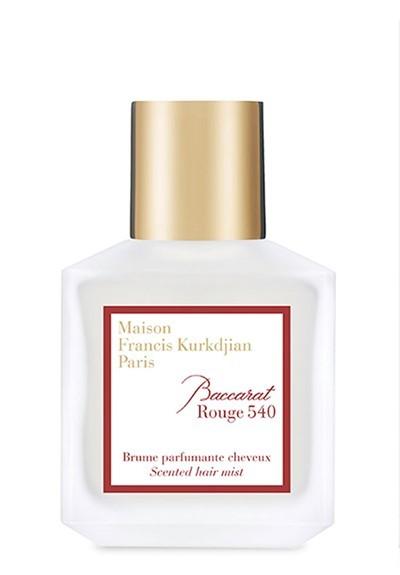 Maison Francis Kurkdjian メゾン フランシス クルジャン バカラ ルージュ 540 セント ヘアミスト Baccarat Rouge 540 Scented hair mist 70ml